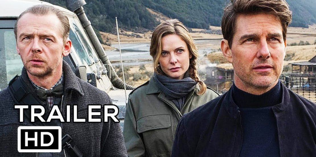 Cahaya Projector maxresdefault-1-1110x550 Mission: Impossible - Fallout (2018) - Official Trailer - Paramount Pictures Trailer Film
