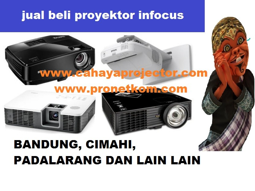 Cahaya Projector jual-beli-proyektor-infocus-bandung-cimahi-padalarang home